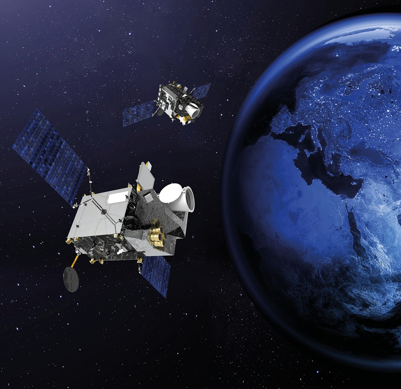 Meteosat Third Generation Thales Alenia Space Mid High website